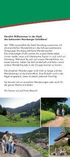 Wanderwoche 2013 - Hornberg - Seite 2