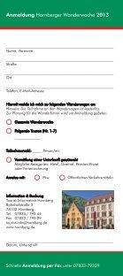 Wanderwoche 2013 - Hornberg - Seite 5