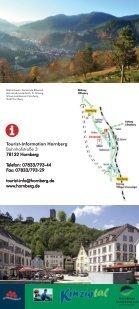 Wanderwoche 2013 - Hornberg - Seite 6