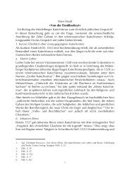 Von der Dankbarkeyt - Heidelberger Katechismus