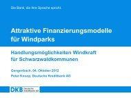 DKB - Bürgersparen - Endura kommunal GmbH