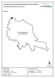Gemeindegebiet der Stadt Geretsried