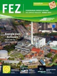 FEZ Herbst 2012 - Stadtwerke Flensburg GmbH