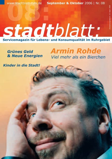 stadtblatt