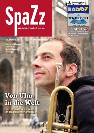 Von Ulm in die Welt - KSM Verlag