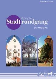 Historischer mit Stadtplan - in Landau in der Pfalz