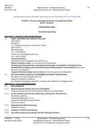 D-Gifhorn: Stromversorgungsunternehmen und ... - Stadt Gifhorn
