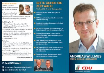 ANDREAS WILLMES