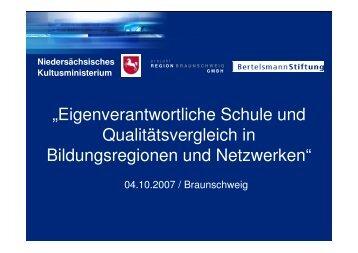 3. Vortrag - Regionale Projektleitung - Stolle - Bildungsregion ...