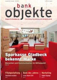 Sparkasse Gladbeck bekennt Marke - bkp kolde kollegen GmbH