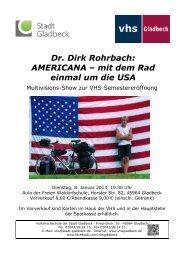 Dr. Dirk Rohrbach - Sparkasse Gladbeck