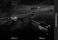 Gebrauchsanleitung - Blaser Jagdwaffen
