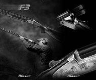 Bedienungsanleitung - Blaser Jagdwaffen