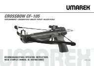CROSSBOW CF-105 - Umarex
