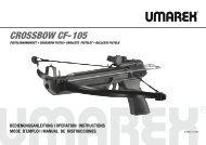 CROSSBOW CF-105 - Umarex