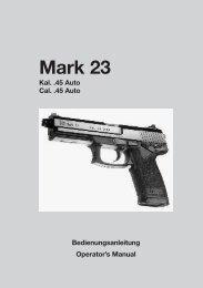 Mark 23 - Waffen Braun