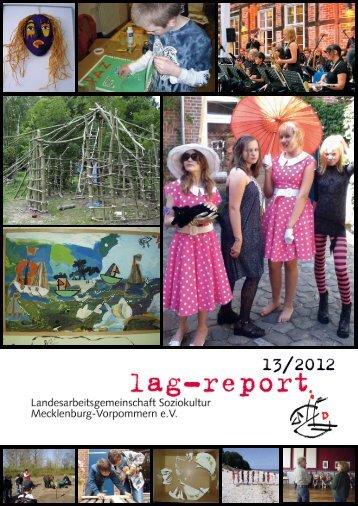 Download lag-report 13 (2012) - Landesarbeitsgemeinschaft ...