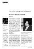 Download lag-report 13 (2012) - Landesarbeitsgemeinschaft ... - Page 6
