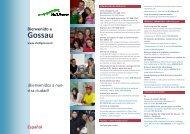 Gossau - Integration