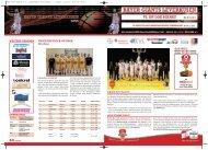 Saison 2011/2012, Ausgaben 4 und 5 - Bayer Giants Leverkusen
