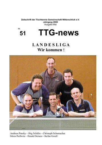 Heft Nr. 51 Ausgabe Mai 2009