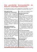SPD Wahlprogramm 2011 - SPD Brensbach - Seite 3