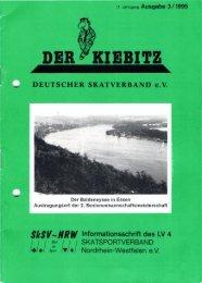 Page 1 11. Jahrgang Ausgabe 3/1995 Der Baldeneysee in Essen ...