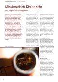 Geht in alle Welt - Franziskaner Mission - Seite 4