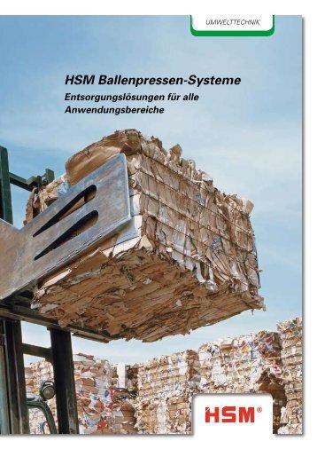 Vollautomatische Ballenpressen - Franz Kahl GmbH