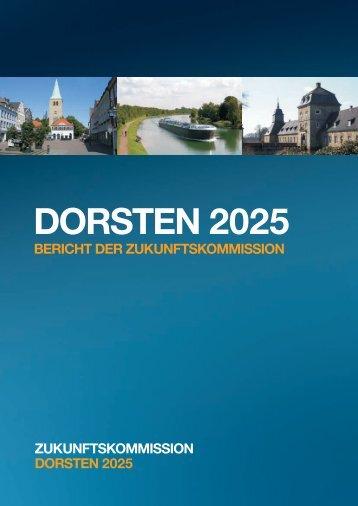 Heft Zukunftskommission.indd - CDU Dorsten