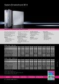 System-Einzelschrank SE 8 - Rittal - Page 4