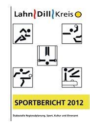 20121206_Entwurf Sportbericht 2012 - Lahn-Dill-Kreis
