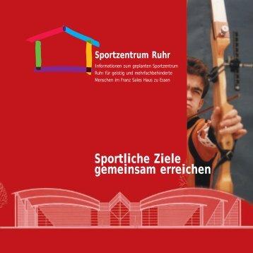 Sportzentrum Ruhr - Franz Sales Haus