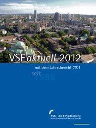 mit dem Jahresbericht 2011 - Verein Schuldnerhilfe Essen