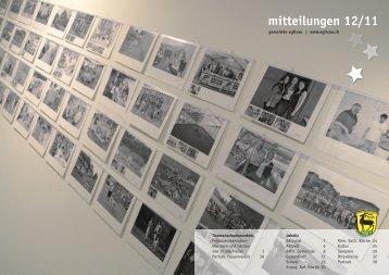 mitteilungen 12/11 - Gemeinde Eglisau