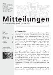 Mitteilungen November_ 05 - Gemeinde Eglisau