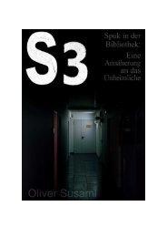 Leseprobe öffnen und herunterladen (pdf) - Oliver Susami