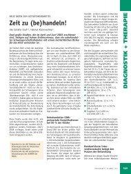 Schäfer-Graf, U., H. Kleinwechter - Frauenarzt