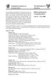 Programm (pdf-Datei) - beim Schwäbischen Albverein