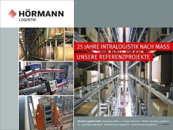 Referenzen - Hörmann Logistik GmbH