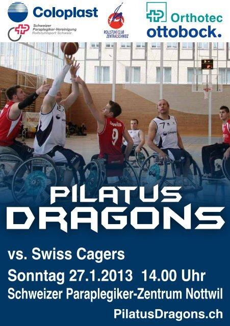 Pilatus Dragons