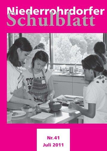 Download... - Schule Niederrohrdorf