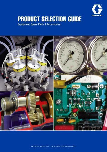 303190E , Product Selection Guide, Equipment, Spare Parts ...