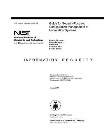 NIST 800-61 Incident handling guide by Andrea Metastasio - issuu