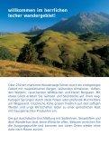 wandertipps in lech am arlberg - Tiscover - Seite 2