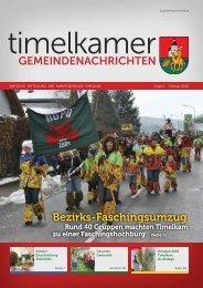 Ortsplan 2010 - Timelkam