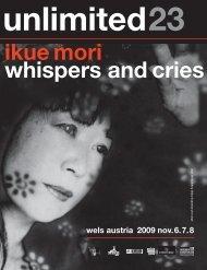 ikue mori whispers and cries - waschaecht