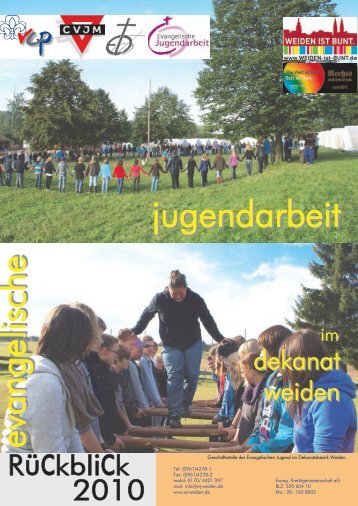 Jahresbericht 2010 der EJ Weiden (pdf 4,6