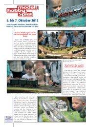 08-09 Leipziger Messe Teil 1 Hobby-Spiel 2012.qxd - Ideen Magazin