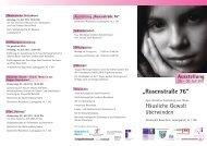 Flyer Ausstellung Rosenstraße 76 (pdf) - Frauen- und ...